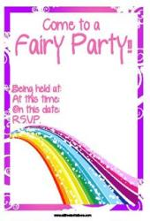 cute party invitations