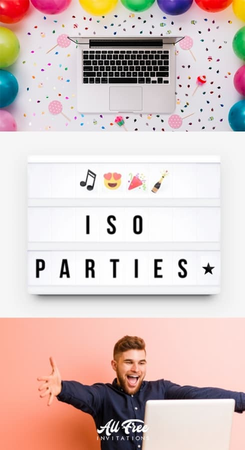 ISO parties – Good Times in Isolation