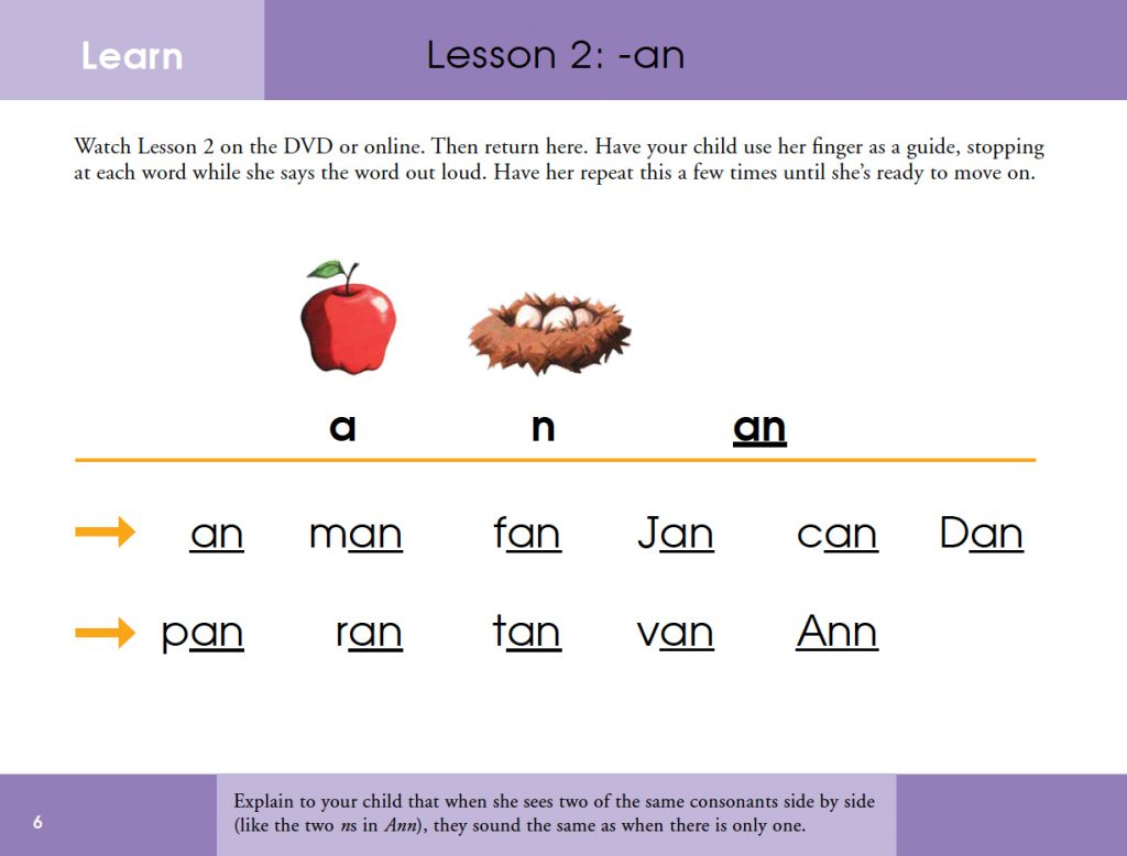 Hooked On Phonics Free Printable Worksheets