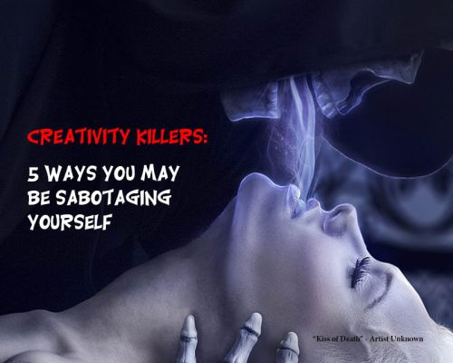 Persicope Broadcast #2 – Creativity Killers Blog Post Chat