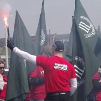 Neonazis läuten das Jahr mit rassistischer Hetze in Lindau ein