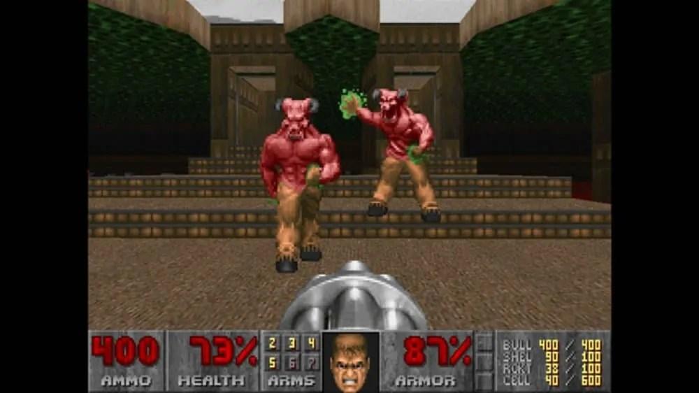 original doom game 1993