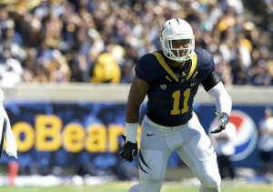 Cal tight end Richard Rodgers could be a good fit to replace Jermichael Finley in the upcoming NFL draft.