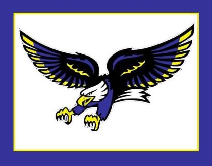 Etowah High School Eagle Mascot Cherokee County GA
