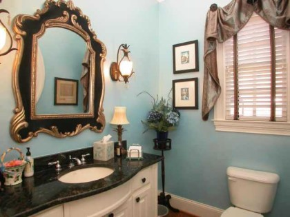 Cobb County GA Home Interior In Collier Place