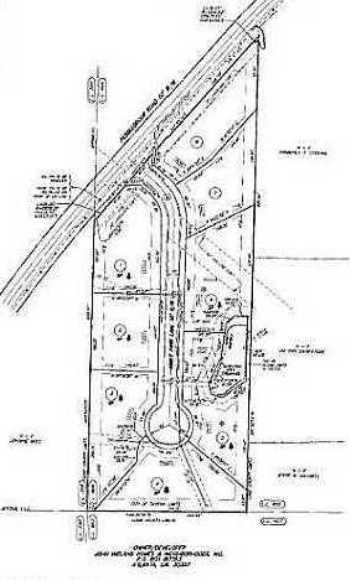 The Registry At Vinings Estates Site Plan