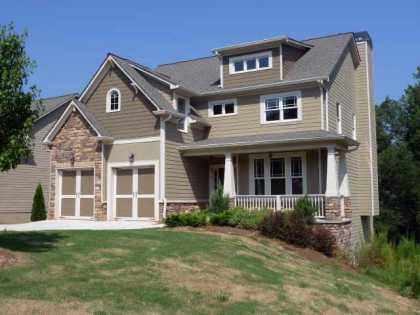 Craftsman Style Home In Forsyth County GA
