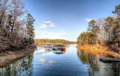 Lake Allatoona Island Mills Subdivision