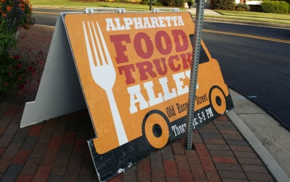 Alpharetta Food Trucks Thursday