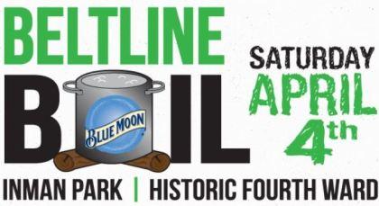 Atlanta Beltline Boil April