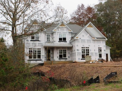 New Construction In Birmingham Estates