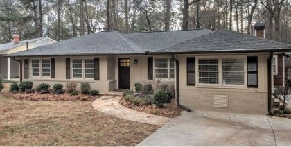 Ranch Home In Brookhaven Hillsdale