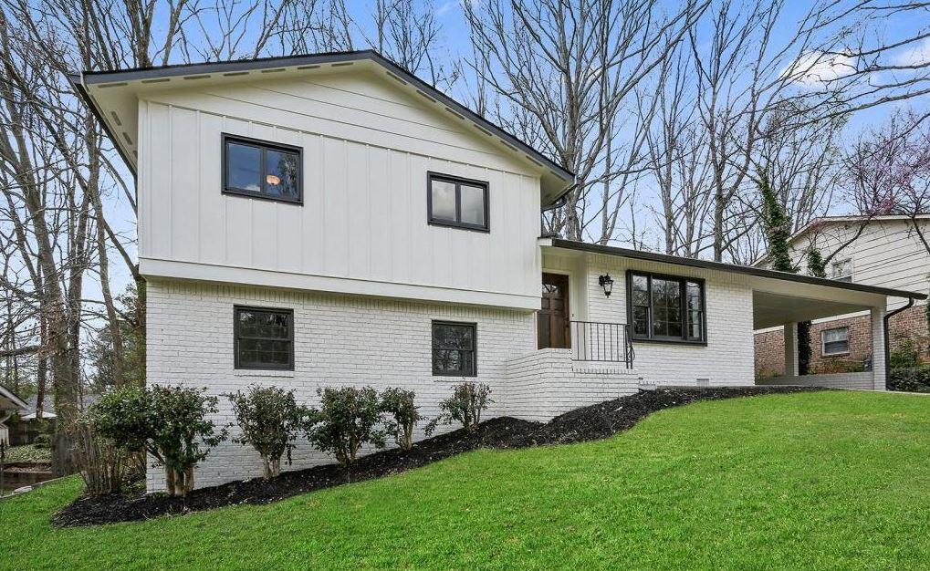 Homes For Sale Huntley Hills Chamblee Ga