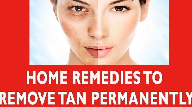 sun tan home remedies