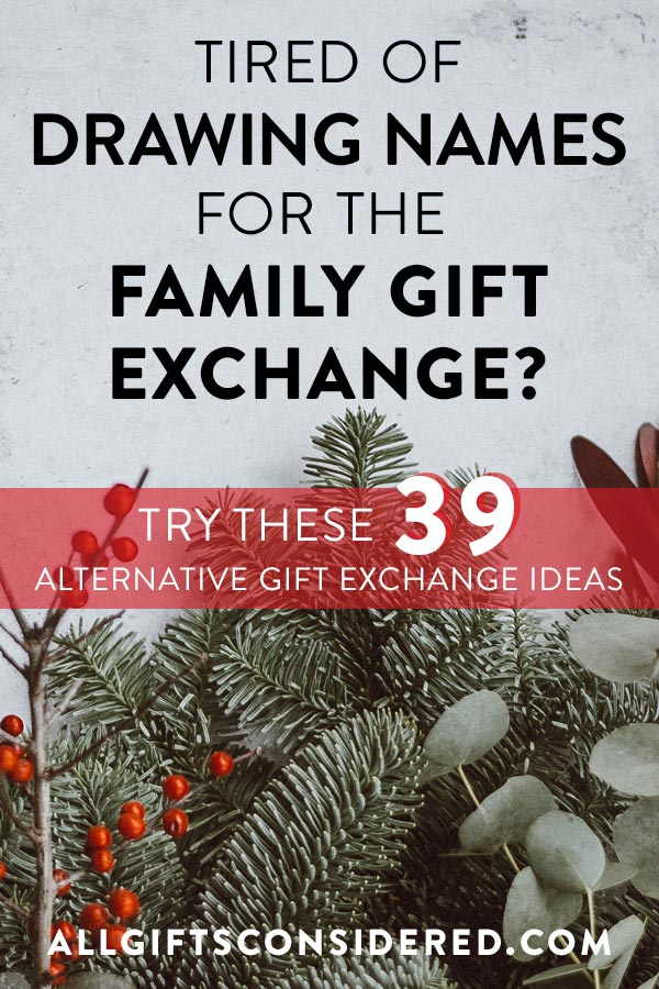 39 ingenious family gift