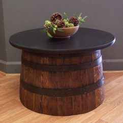 Adirondack Wine Barrel Chairs Potty Seat Or Chair The 11 Best Oak Coffee Tables In Universe