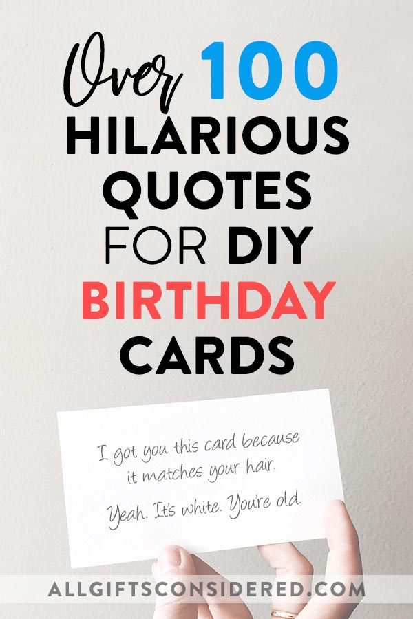 Funny Birthday Quotes For Coworker : funny, birthday, quotes, coworker, Hilarious, Quote, Ideas, Funny, Birthday, Cards, Gifts, Considered