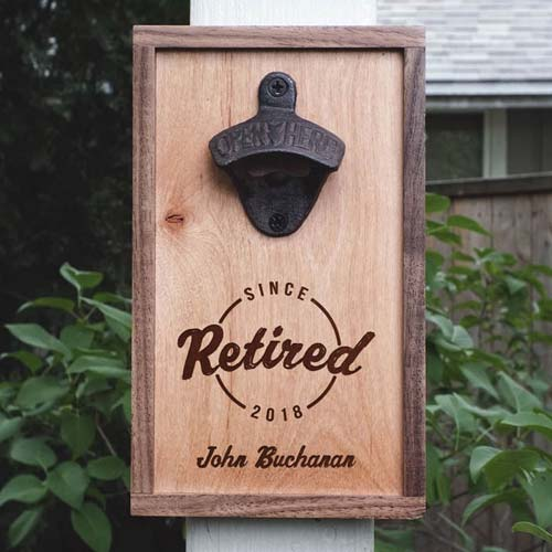 11 retirement gifts for