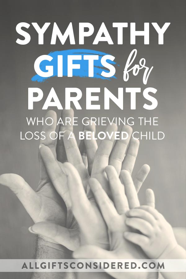 Gifts For Parents Who Have Lost A Baby : gifts, parents, Sympathy, Gifts, Parents, Child, Considered