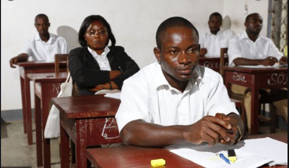 Cameroon GCE 0 Level Past Questions