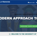 Apply For Admission Into University Of Bamenda