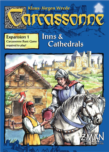 Carcassonne Inns and Cathedrals