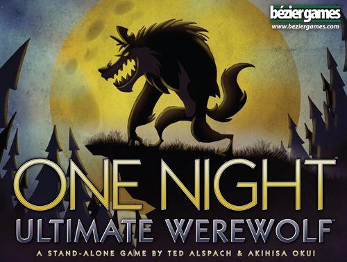 One Night Ultimate Werewolf - All Good Meeple - board game retailer