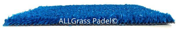 cesped padel fibrilado azul