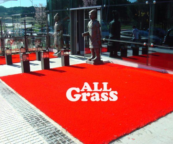 hierba artificial colores