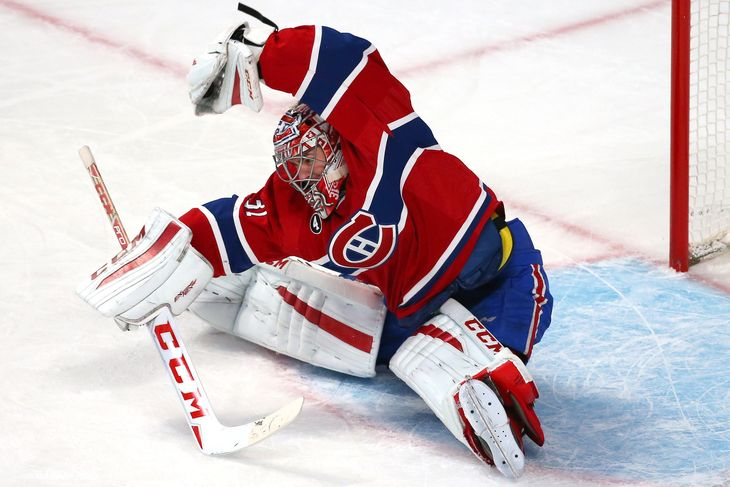 A healthy Carey Price will take the Montreal Canadiens back to the playoff picture