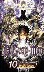 D. Gray-man. 10