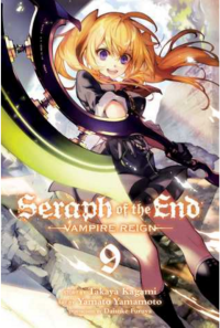 saraph of the end vampire reign 9