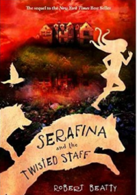 seafina and the twisted staff