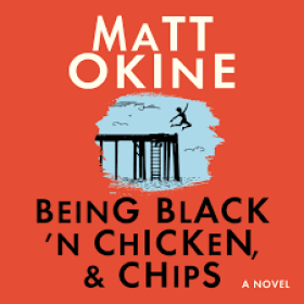 Image result for being black 'n chicken and chips