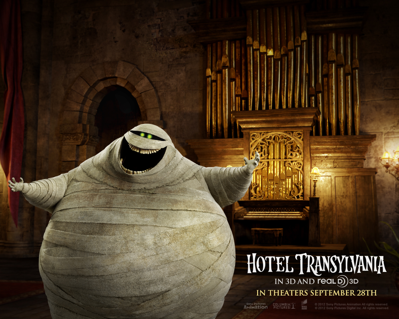 3d Animated Gif Wallpapers Hotel Transylvania Amazing Hd Wallpapers All Hd Wallpapers