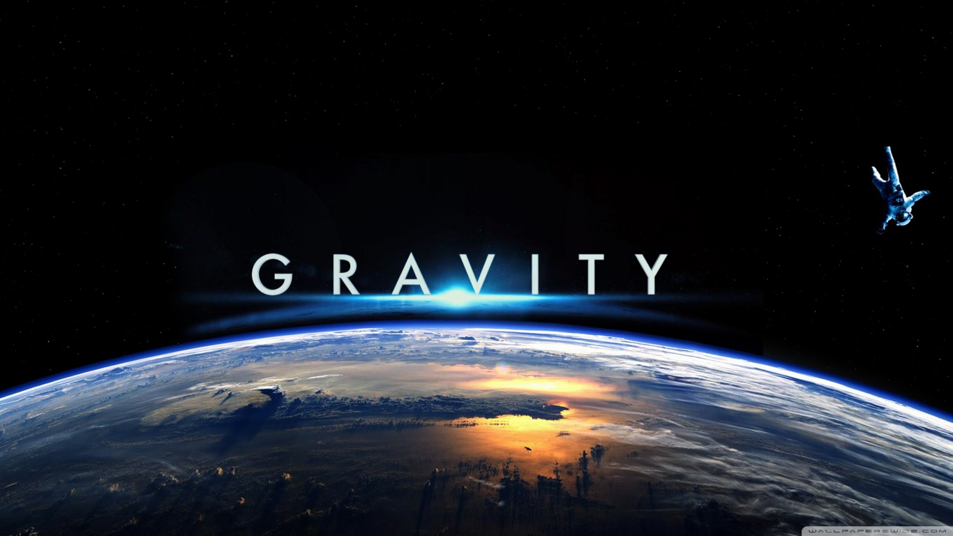 Gravity Movie Amazing Hd Wallpapers (high Quality)  All