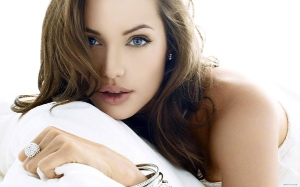 Hollywood Actress Angelina Jolie Sexy Wallpapers - Hd