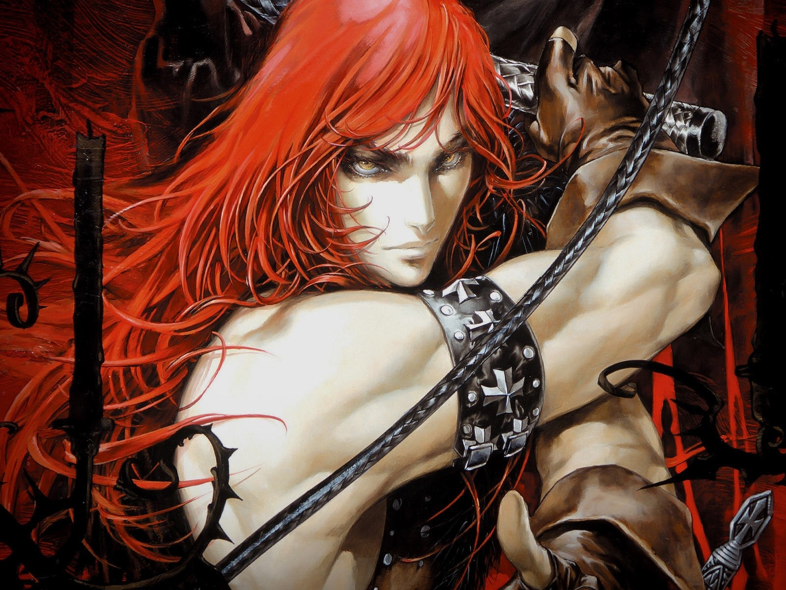 Girly Iphone Home Screen Wallpaper Castlevania Game High Defination Wallpapers All Hd