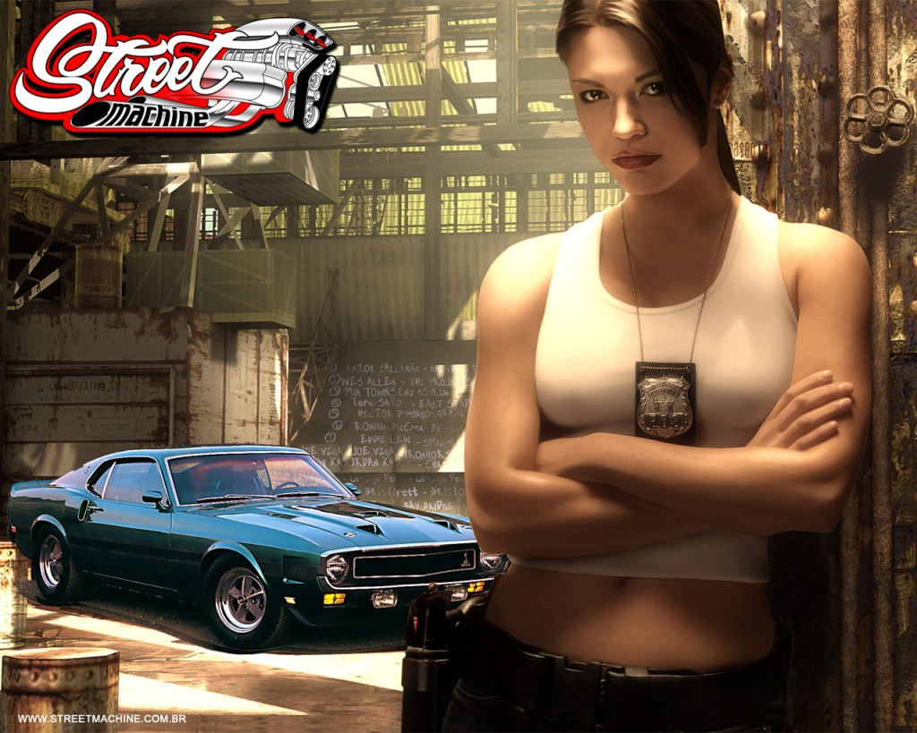 Bmw Girl Wallpaper Need For Speed Most Wanted Wallpapers