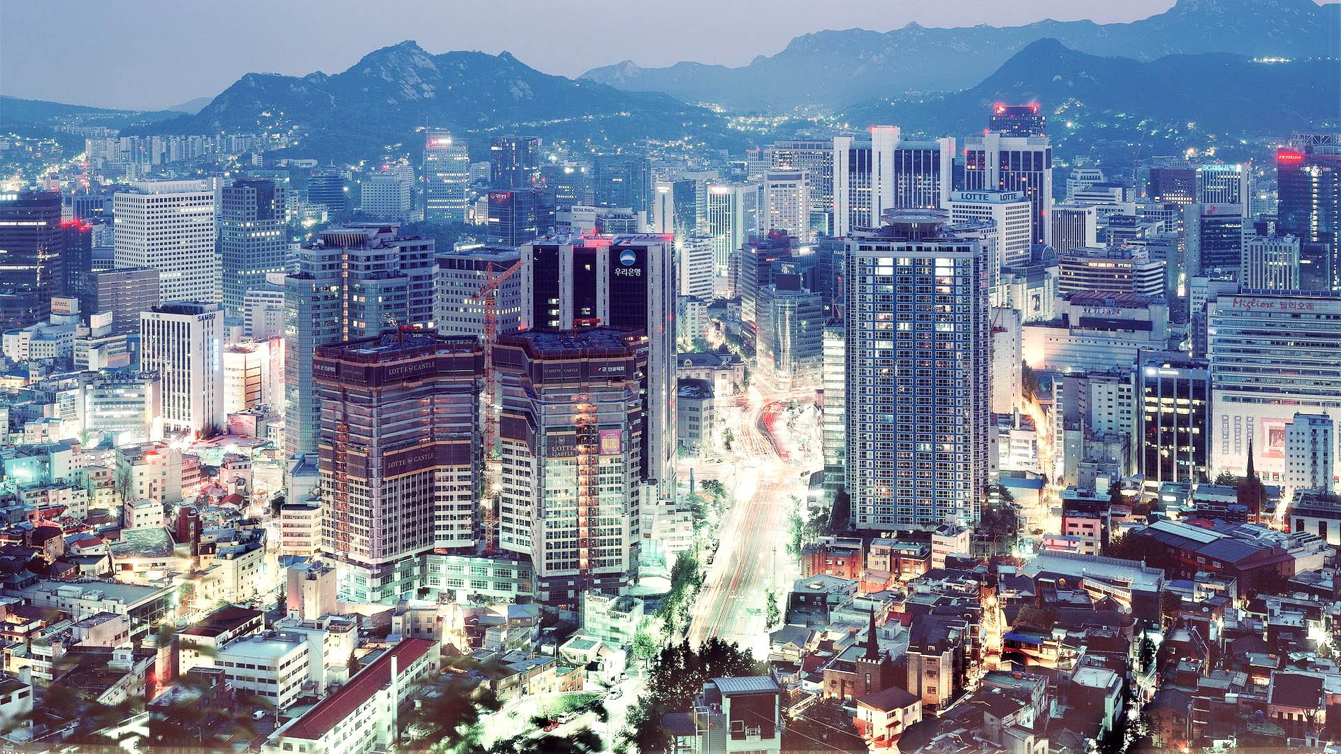 seoul awesome hd wallpapers
