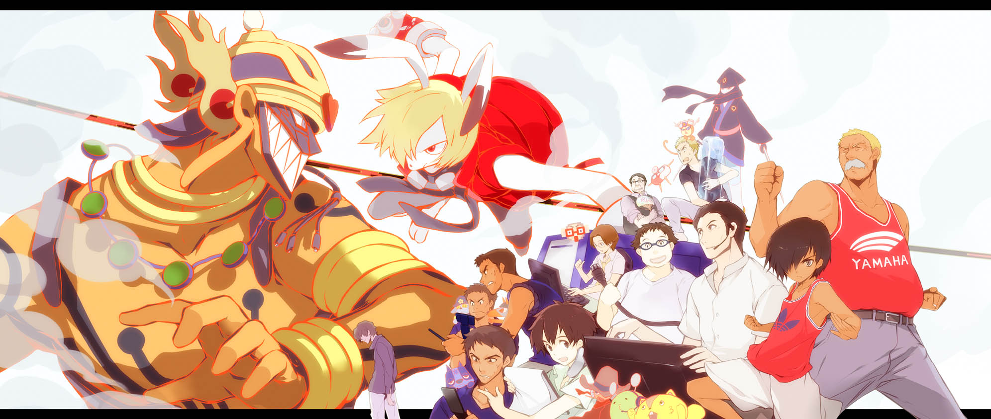 Wallpaper Digimon Hd Summer Wars New High Definition Hd Wallpapers All Hd