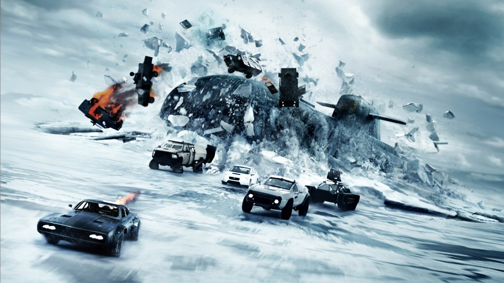 Fast And Furious All Cars Wallpaper The Fate Of The Furious 2017 Wallpapers