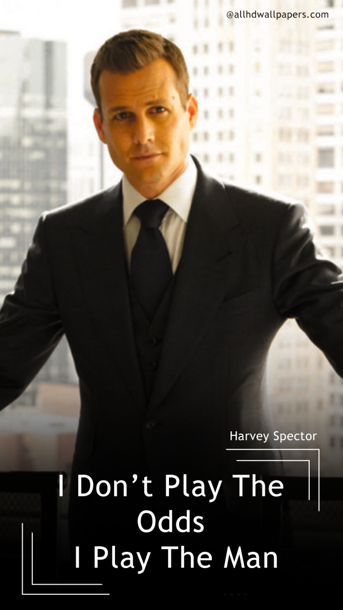Harvey Specter Mobile Wallpaper 11 Quotes Will Inspire You To Work Hard