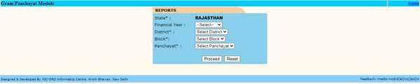 rajasthan job card list
