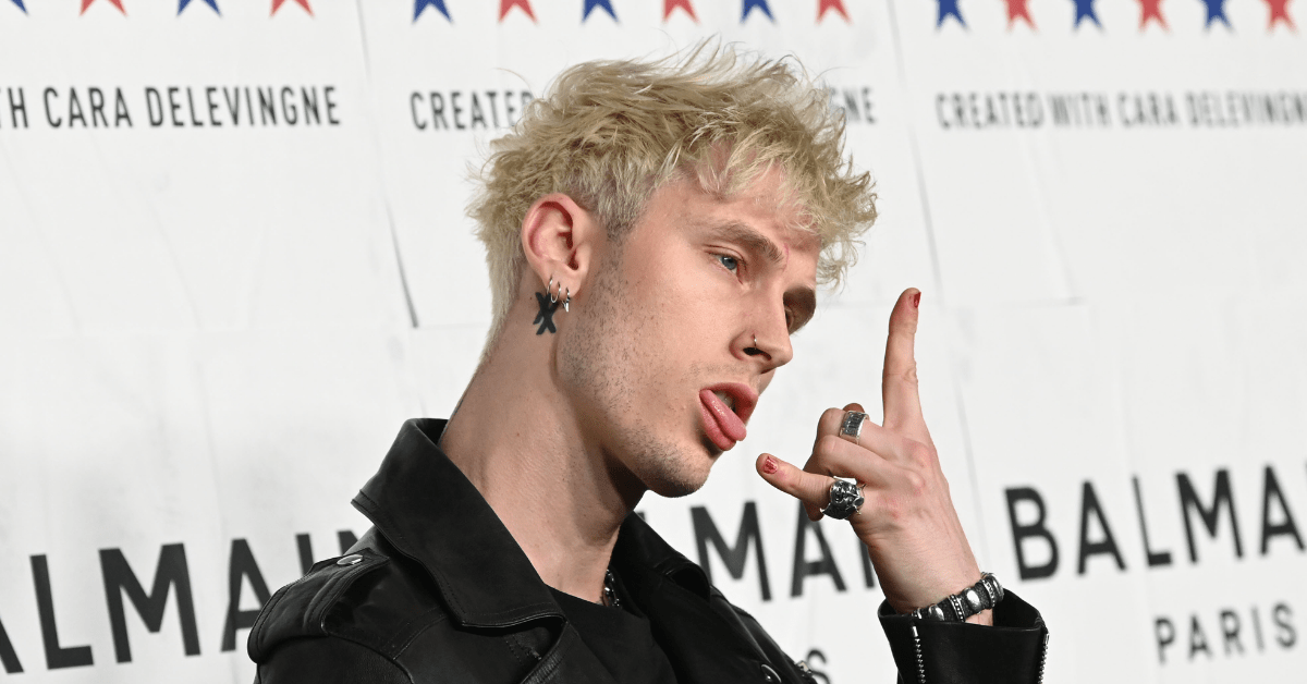 Hear Halsey And Machine Gun Kelly's Huge New Pop-Punk Collab