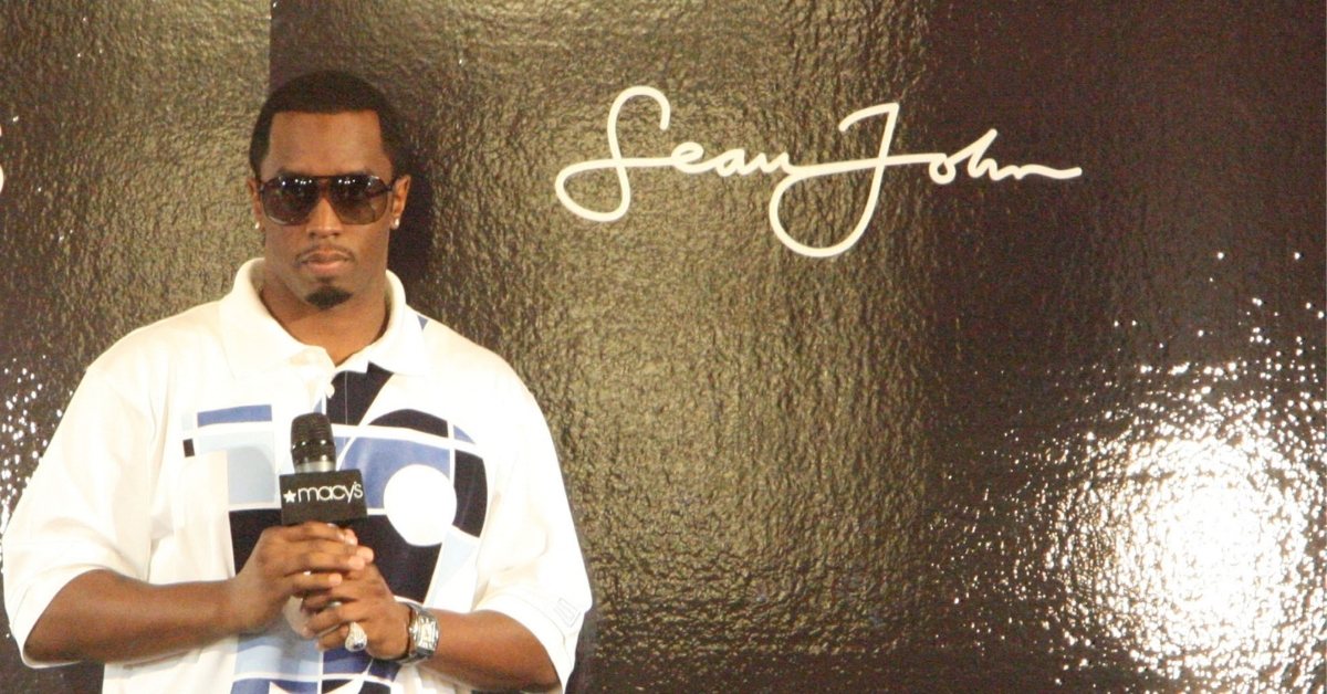 Diddy and Sean John