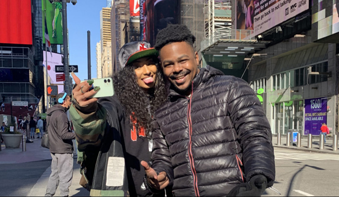 Aim The Rapper Inspired by Rubi Rose & New Yorks Hip Hop Music History