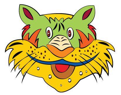 Shuvo Noboborsho tiger