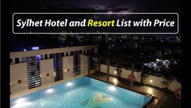 Sylhet hotel and resort list