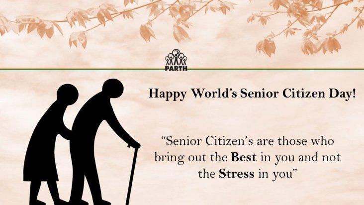 Happy Senior Citizen Day Quote